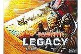Asmodee Italia- Pandemic Legacy Season 2 Giallo, Gioco da Tavolo, Colore, 8394