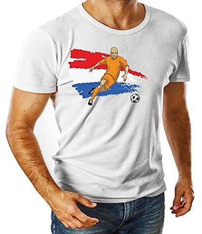 Billion Group   Netherlands Oranje   Football Sport Illustration  