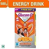 #6: Glucon-D Orange 450+50 g