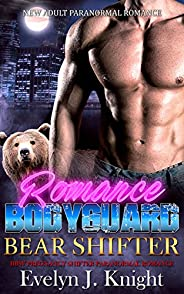 BODYGUARD: BEAR SHIFTER ROMANCE (English Edition)