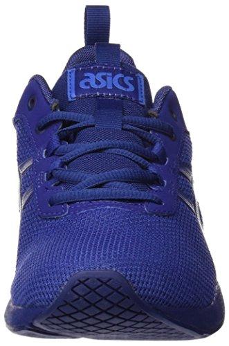 Asics Unisex-Erwachsene Gel-Lyte Runner Sneakers, Blau - 4