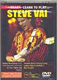 Learn to play Steve Vai: DVD-Video guitar workshop with note by note
