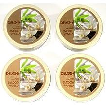 Delon+ DELON Intense Moisturizing Smooth Vanilla Body Butter 6.9 Oz