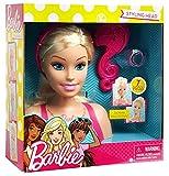 Barbie 61335 - Styling Head - Frisierset mit Bürste, Haarband und Gummibändern