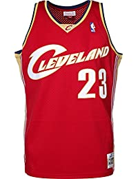 Mitchell & Ness Replica Swingman NBA Jersey HWC 23 Lebron James Cleveland Cavaliers Basketball Trikot