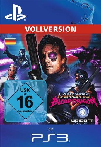FarCry: Blood Dragon [Vollversion] [PSN Code für deutsches Konto]