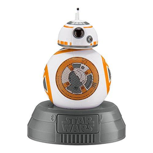 iHome Star Wars BB-8 PC-Lautsprecher (Ihome-ipod-mp3)