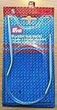 PRYM Rundstricknadel 5,0 mm - 80 cm lang - Aluminium, stabil, nickel- und rostfrei