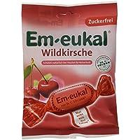 Em-Eukal Hustenbonbons Wildkirsche, 75 g