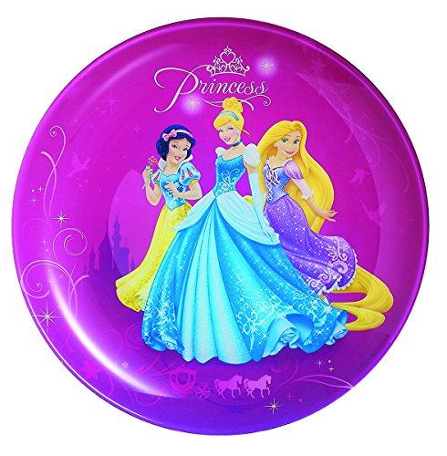 Luminarc 8010192 Princess Royal Lot de 6 Assiettes Violet 20 x 20 x 2 cm