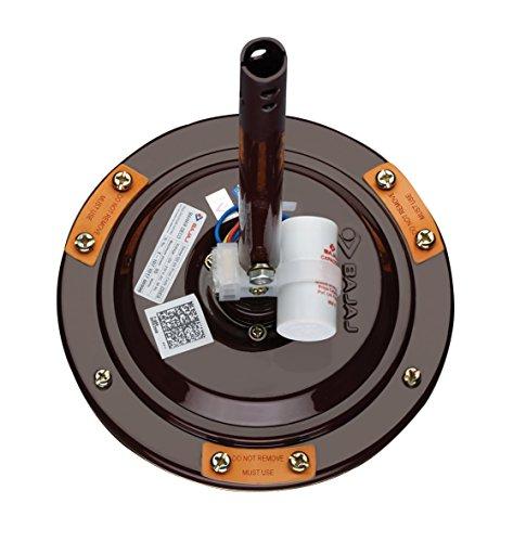Bajaj New Bahar Deco 1200mm Ceiling Fan (Brown)