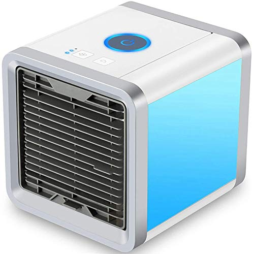 KTCLE Ventilator Tischventilator Leise Fan Fan kleine Klimaanlage, tragbare Home Air Cooler Tv Mini Desktop USB (Desktop-ventilator Vornado)