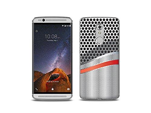 etuo Handyhülle für ZTE Axon 7 Mini - Hülle Fantastic Case - Metallic - Handyhülle Schutzhülle Etui Case Cover Tasche für Handy