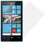 Caseit Bildschirmschutzfolie Screen Protector für Microsoft Lumia 435 im Set - Transparent Klar (Doppelpack)