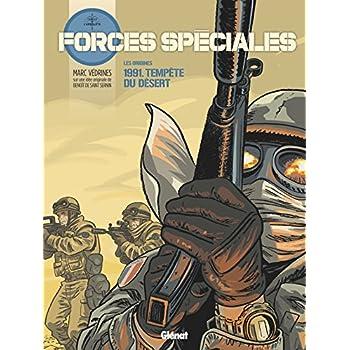 Forces Spéciales - Tome 01: Les Origines