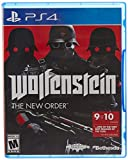 WOLFENSTEIN THE NEW ORDER [IMPORT USA] NOT CENSORED