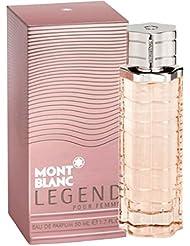 Montblanc Legend pour femme 50ml Eau de parfum Vaporisateur Femme Parfum Pour Elle