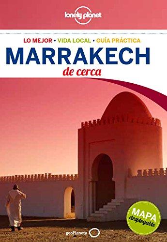 Marrakech De cerca 3 (Lonely Planet-Guías De cerca)