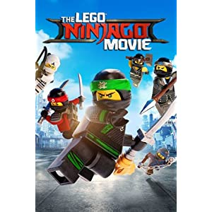 The Lego Ninjago Movie - U.S Movie Wall Poster Print - 43cm x 61cm / 17 Inches x 24 Inches A2