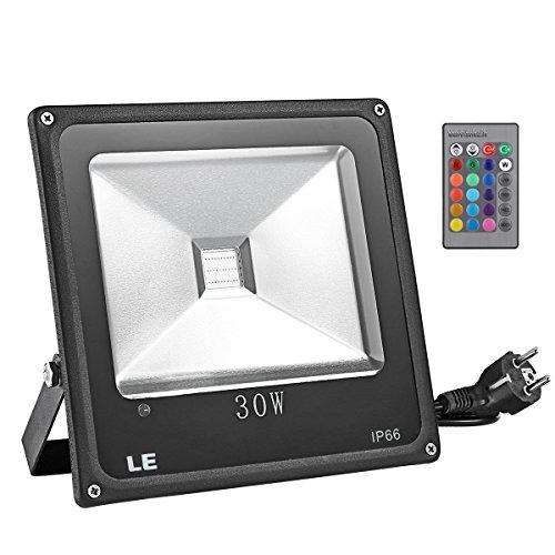 le-30w-projecteur-rgb-led-avec-tlcommande-multicolore-16-couleurs-et-4-modes-tanche-ip66-luminaire-d