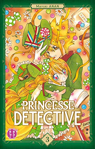 Princesse Détective Edition simple Tome 3