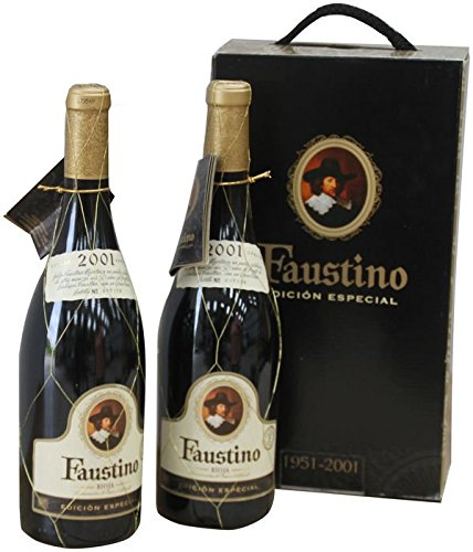 Faustino Edicion Especial Twin Bottle Gift Pack
