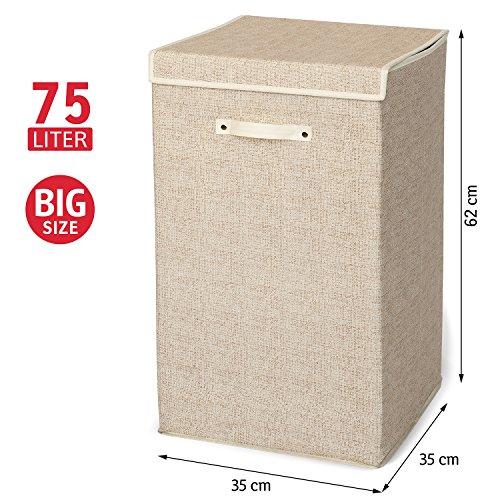artmoon-felix-large-spacieux-panier-a-linge-en-tissu-non-tisse-75l-35x35x62cm