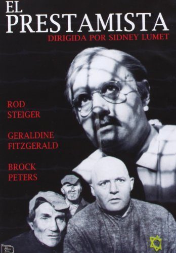 The Pawnbroker (1964) - Region Free PAL, plays in English without subtitles by Rod Steiger