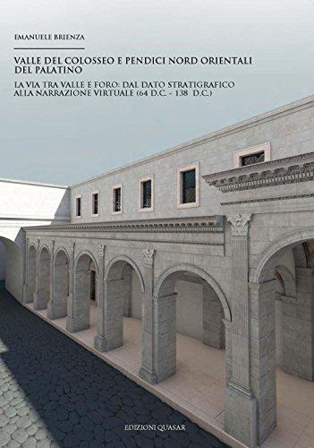 Valle del Colosseo e pendici nord orientali del Palatino. La via tra Valle e Foro. Dal dato stratigrafico alla narrazione virtuale (64 d.C. - 138 d.C.) di Emanuele Brienza