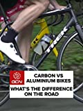 Carbon Vs Aluminium Bikes - What's The Difference On The Road [OV]