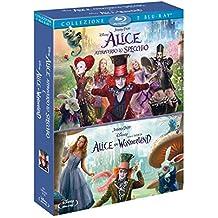 Cofanetto Alice in Wonderland / Attraverso Lo Specchio