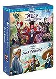 Cofanetto Alice in Wonderland / Attraverso Lo Specchio (2 Blu-Ray)