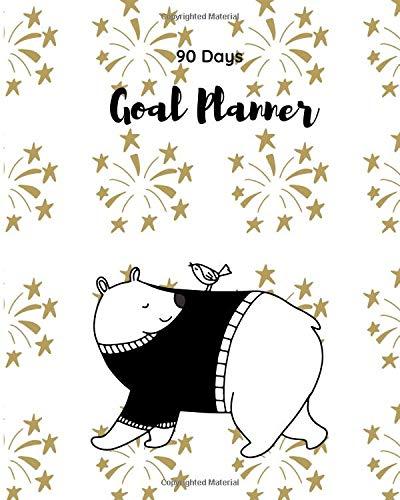 90 Days Goal Planner: Jane R. Cummings por Jane Cummings