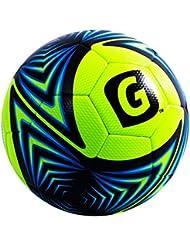 Glory Sports Haute Qualité Balle Futsal Ballon de Foot d'entraînement Match Spécial en PU (Toucher Souple) Bleu