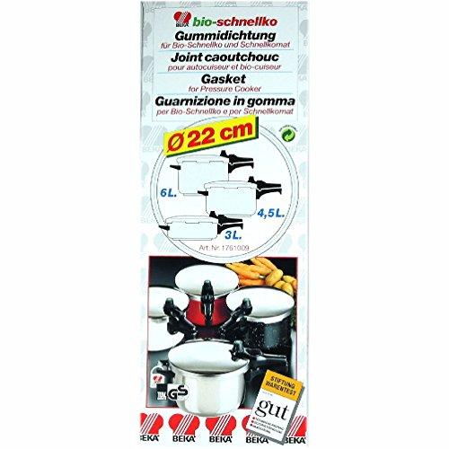 Preisvergleich Produktbild Beka Dichtungsring für Schnellkochtopf Braun & Kemmler 22cm Ring |NEU