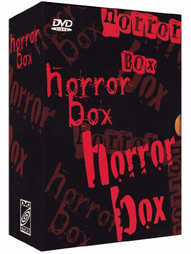 Horror box [4 DVDs] [IT Import] Lauren-box Flower