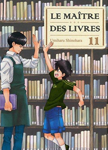 Le maître des livres - tome 11 (11) par Umiharu Shinohara