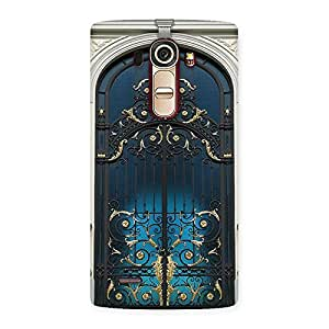 Stylish Royal Door Print Back Case Cover for LG G4