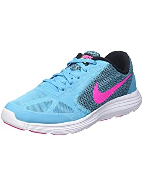 Nike Revolution 3 GS - Zapatillas de Entrenamiento Niñas