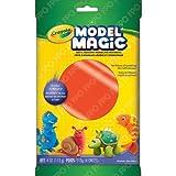 #8: Crayola Model Magic Clay Bag, Neon Red, 4-Ounce