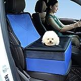 Hunde Autositz Hundekorb Für Autositz Einzelnsitz Für Rückbank Wasserdicht Hund Autositzbezug Autositz Für Haustier Abriebfest Hund Sitzbezug Autoschutzdecke Hunde Auto Hundedecke Hunde Autoschondecke