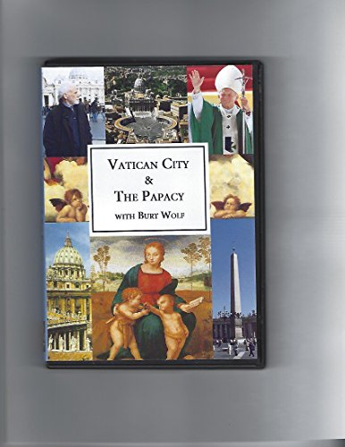 Vatican City and the Papacy with Burt Wolf