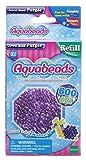 Aquabeads 32718 - Glitzerperlen, lila, Bastelperlen nachfüllen hergestellt von EPOCH Traumwiesen