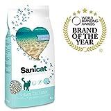 Sanicat Odour Control Lettiera per Gatti Assorbente Odour Control Sea Breeze - 5L