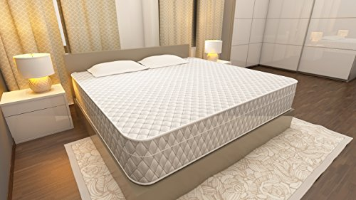 Grandiose pocket latex Memory Mattress 84x72x10 Inch