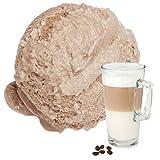 Latte Macchiato Geschmack 1 Kg Dänisches Softeis Gino Gelati Eispulver