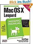Mac OS X Leopard: Missing Manual