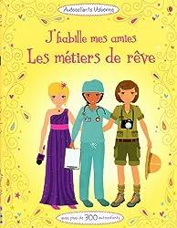 J'HABILLE MES AMIES METIERS DE