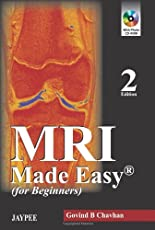 Mri Made Easy(For Beginners) With Photo Cd Rom