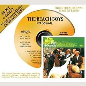 Pet Sounds (24k-Gold-CD)